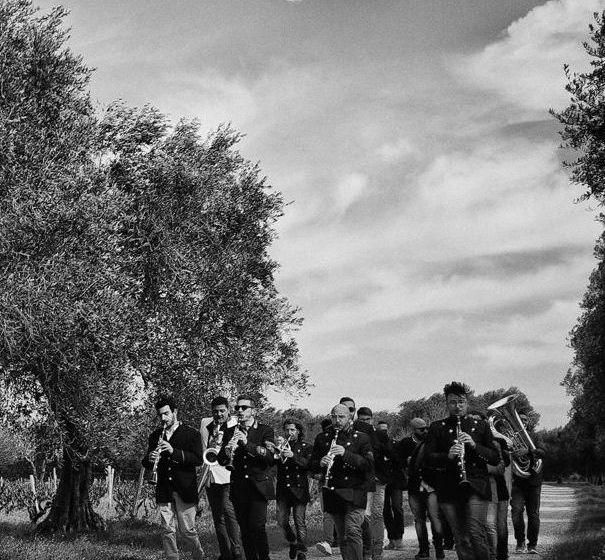 SABATO 24 LUGLIO – LA BANDA DE LU MBROIA A CORIGLIANO D'OTRANTO