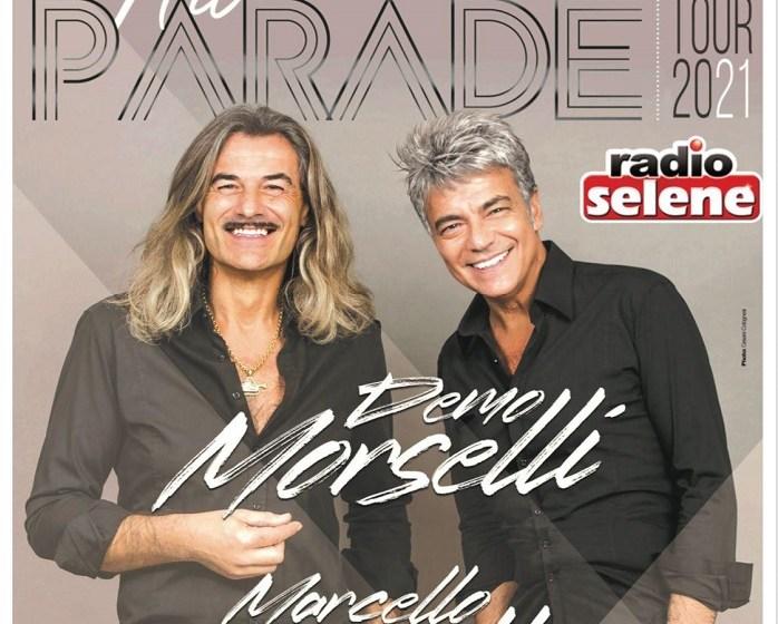"""A RACALE """"HIT PARADE"""" DALLE 21 CON LO SHOW DI DEMO MORSELLI E MARCELLO CIRILLO"""