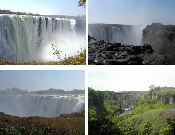 Victoria Falls - Zimbabwean side