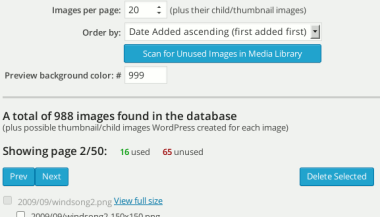 Prevent Hidden Causes by Clean up WordPress Database Bloat