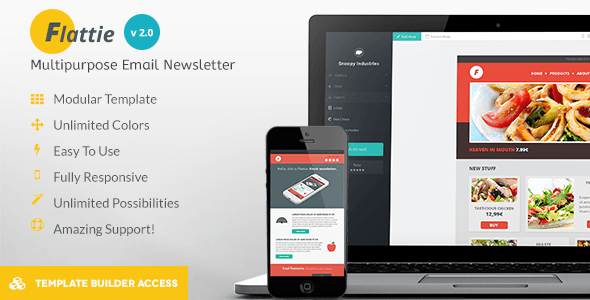 01/06/2020· linear is a fully responsive free dreamweaver template that can be used for both commercial and personal purposes. 7 Flat Material Design Responsive Email Templates