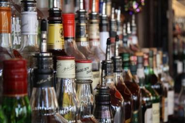 Αλκοολούχα ποτά σε μπουκάλια