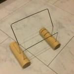 「DIY紹介」簡単に作れるまな板・包丁スタンド