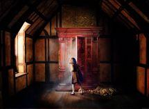 Lucy Enters Wardrobe - Narniaweb