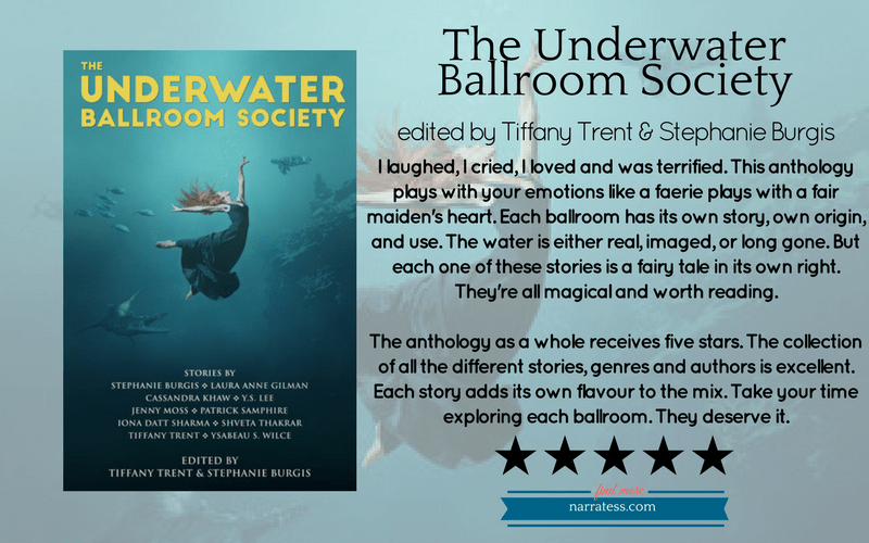 The underwater ballroom society - Tiffany Trent and Stephanie Burgis