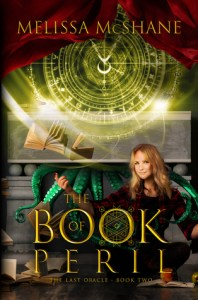 ARC Review – The Book of Peril by Melissa McShane