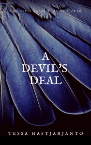 Cover of A Devil's Deal by Tessa Hastarjanto