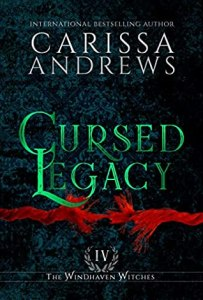 ARC Review: Cursed Legacy by Carissa Andrews
