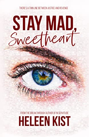 Booktour: Stay Mad, Sweetheart by Heleen Kist