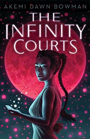 Booktour: The Infinity Courts by Akemi Dawn Bowman