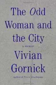 Vivian gornick book cover