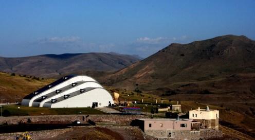 baksi müzesi ana bina