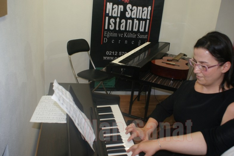 piyano eğitimi her yaşa
