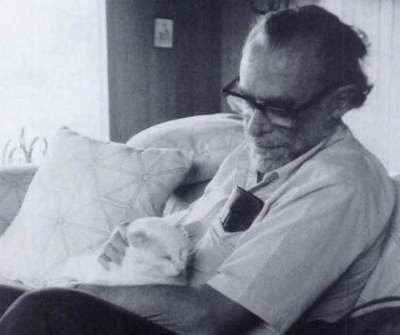 22 Charles Bukowski
