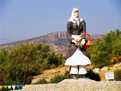 mersin-baci-heykeli