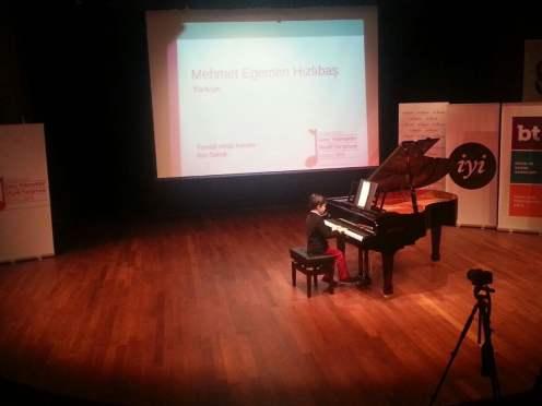 Nar Sanat 5-13 yaş piyano genç yetenekler