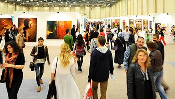 istanbul sanat fuarı 25 yaşında
