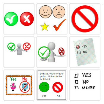 Yes No Icons - ClipArt Best