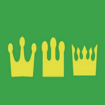 ランキング用 王冠 無料イラスト素材 7 | EC design(デザイン)