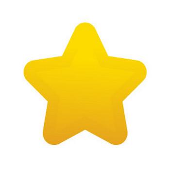 星 | 無料で使えるフリーアイコン素材 No.1305