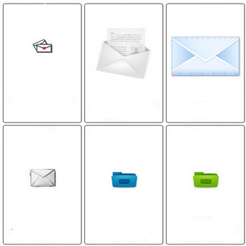 ホームページ制作に無料で使えるフリー[メール]アイコン素材一覧