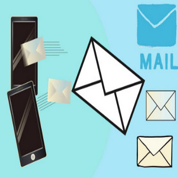 メールのイラスト - フリーで使える可愛いマーク素材 - チコデザ