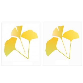 イチョウの葉 イラスト素材 | イラスト素材パラダイス 商用利用無料のイラスト素材
