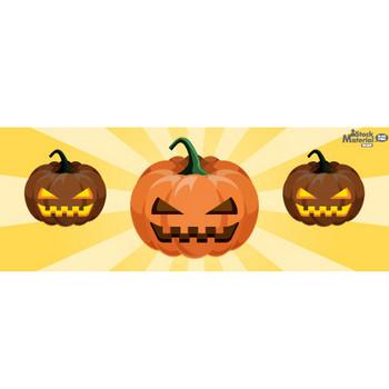 ハロウィンかぼちゃ/カボチャのイラスト素材|商用可能な無料(フリー)のイラスト素材ならストックマテリアル
