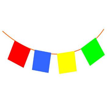 無料テンプレート 無料イラスト(男の子、紅白帽の男の子、万国旗、雲、太陽、くまの先生、バスケットボール)