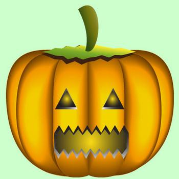 ハロウィン|無料イラスト|ダウンロード|PNG/かぼちゃ1