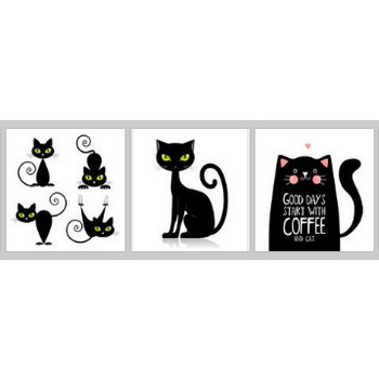 Cat Black Vectors, Photos and PSD files | Free Download