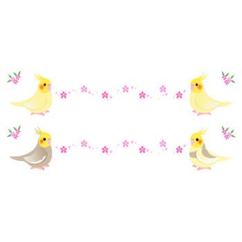 ★薔薇・紅葉ライン&挨拶アイコン★ ( イラストレーション ) - ★ぷちぴよ★ - Yahoo!ブログ