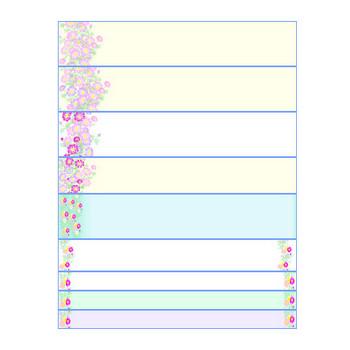 秋素材~秋桜、こすもす、コスモスの背景 壁紙~フリー素材