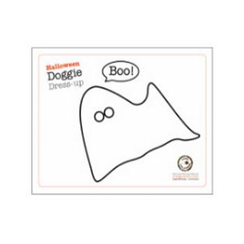 Halloween Dog Dress-Up | Free Printable Paper Dolls