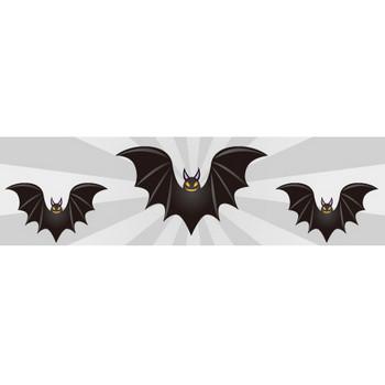 ハロウィン用こうもり/コウモリのイラスト素材|商用可能な無料(フリー)のイラスト素材ならストックマテリアル