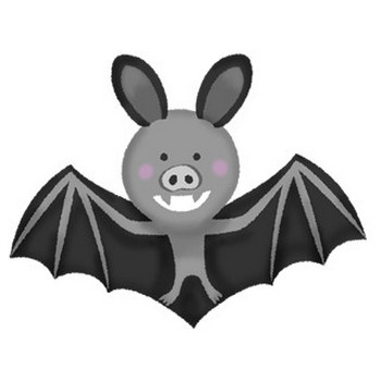 コウモリ | フリーイラスト素材 イラストリウム