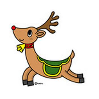 クリスマスのイラスト素材3 | 子供と動物のイラスト屋さん わたなべふみ