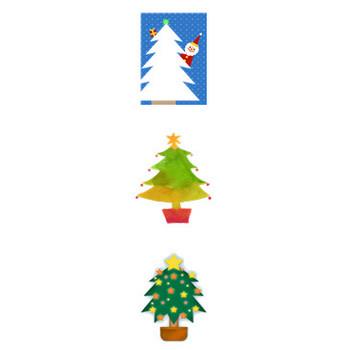 無料素材 クリスマス ツリー 検索結果|楽だねonline 素材ダウンロード
