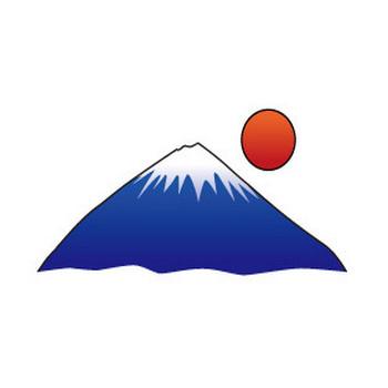 無料素材集: gallery » イラスト・ベクターデータ » 富士山