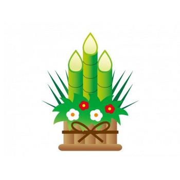門松・年賀・お正月のイラスト素材 | イラスト無料・かわいいテンプレート