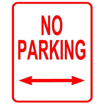 No Parking Sign clip art Free vector in Open office drawing svg ( .svg ) vector illustration graphic art design format format for free download 33.69KB