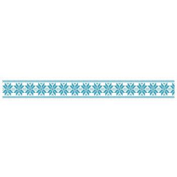 雪 | 罫線・飾り罫ライン素材 FREE LINE DESIGN
