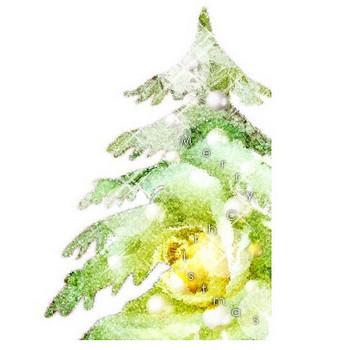  *クリスマスの壁紙2* 無料ホームページ素材集 My new history