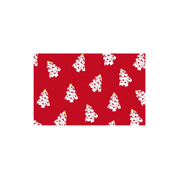 クリスマスツリー・背景赤の壁紙・背景素材 1,920px×1,080px   イラスト無料・かわいいテンプレート