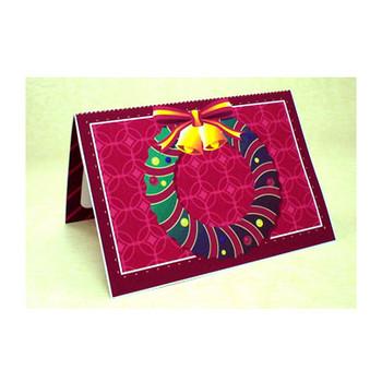 クリスマス:カード:グリーティングカード:立体:飛び出す:お役立ち:キッズ@nifty