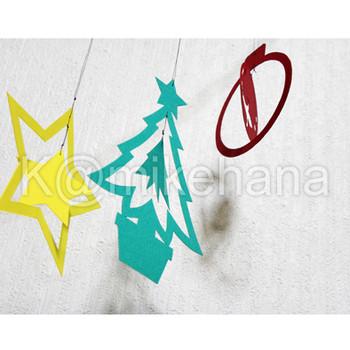 クリスマスなペーパークラフト | 切り絵を楽しむ