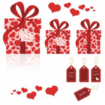 バレンタインに使いたいハートのクリップアート・イラスト素材 - Free-Style - ALL FREE
