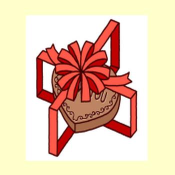 バレンタインデー1/冬の行事・季節/無料イラスト【みさきのイラスト素材】