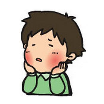 おたふく風邪|フリーイラスト | フリーイラスト素材 *Ayumi*