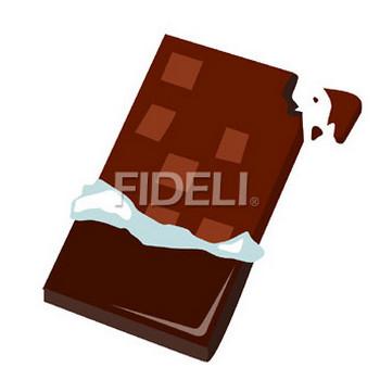チョコレートのイラスト01のダウンロード|フィデリ・ビジネス文書集